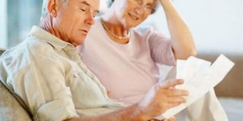 Как оформить пенсию?