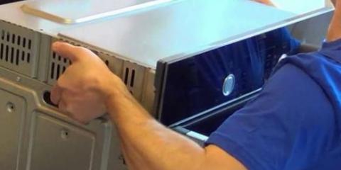 Как подключить духовой шкаф?