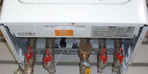 Как подключить газовый котел?