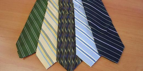 Как подобрать галстук к рубашке?