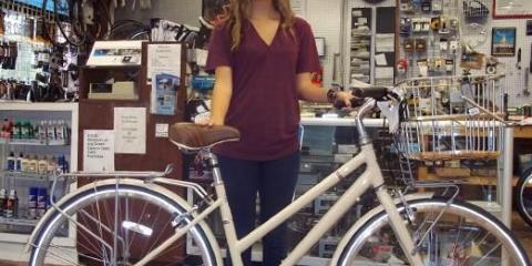 Как подобрать велосипед по росту?