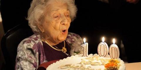 Как поздравить бабушку?