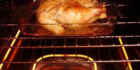 Как приготовить цыпленка в духовке?