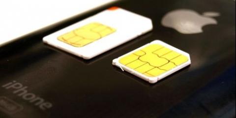 Как сделать microsim для ipad и iphone 4