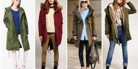 Как выбрать верхнюю одежду?
