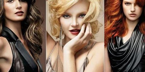 Какие бывают цвета волос?