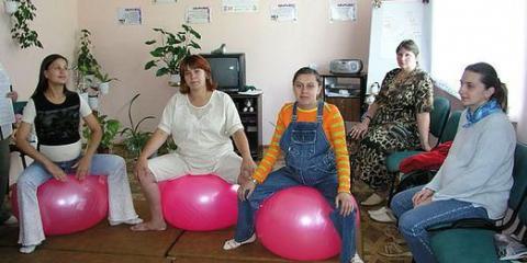 Какие делать упражнения беременным?