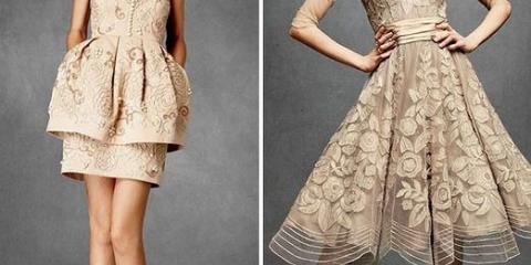 Какие есть платья?