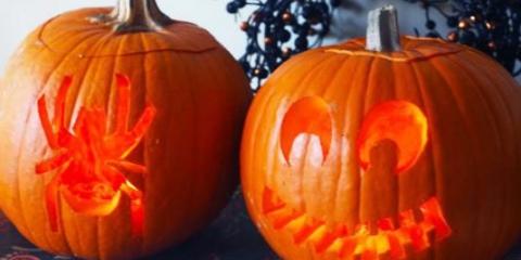 Когда будет хэллоуин?