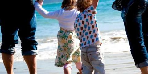 Куда поехать на море с детьми?