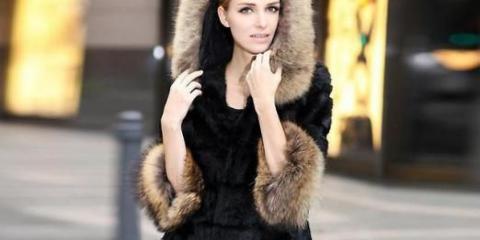Лучший способ утеплиться к зиме - приобрести роскошную шубу