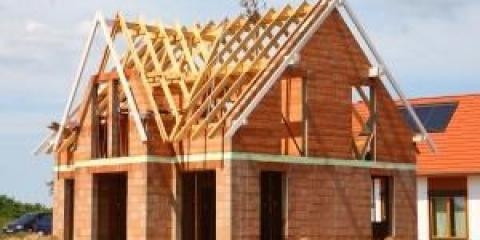 Некоторые нюансы того, как пристроить дом к дому