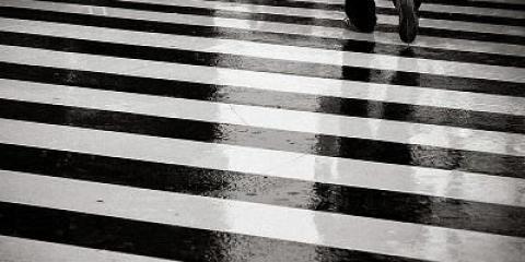 Пешеходный переход: история и классификация