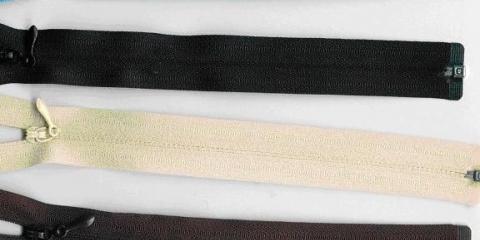 Шьем сами: как вшивать потайную молнию